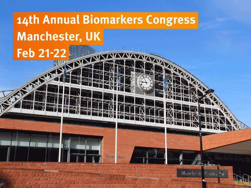 Biomarkers Congress 2019