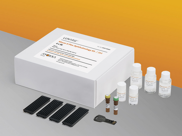 LUNARIS Mouse 6-Plex Ophthalmology Kits