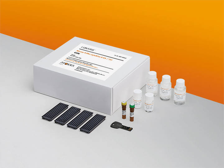 LUNARIS Mouse 4-Plex Cytokine A Kit